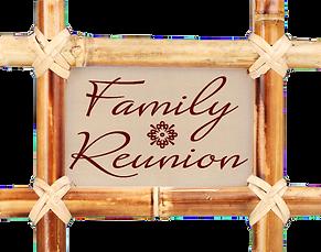 Angostura Lodge Family Reunion