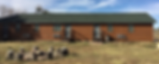 Angostura Reunion Lodge buildings