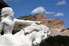 Angostura Reunion Lodge crazy horse