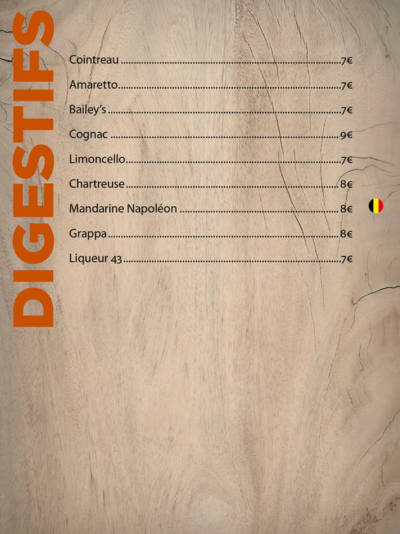 Digestifs