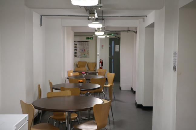 Shared dining facilities