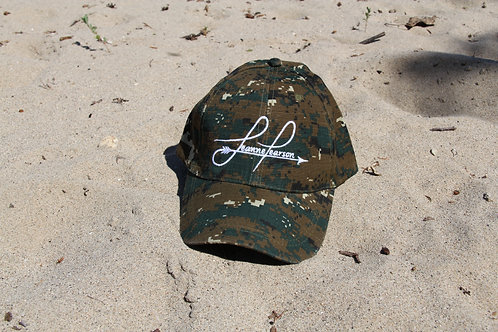 Army Print Baseball Cap
