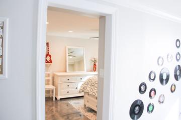 Basement bedroom suite!