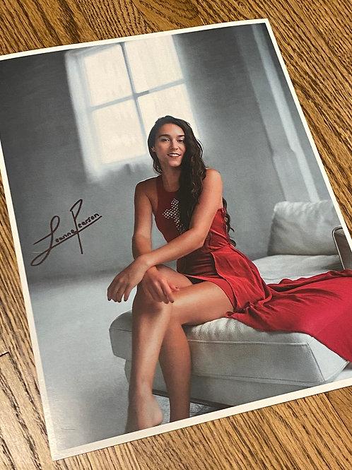 Autographed Photo (Portrait)