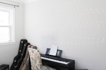 The music room!