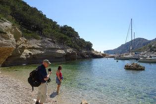 Séjour de 5 jours dans le sud de la France près de la mer méditérannée avec notre groupe.