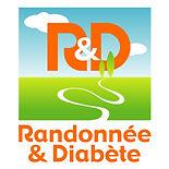Logo de l'association Randonnée et diabète
