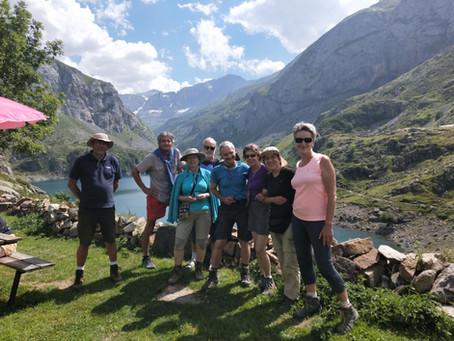 Notre randonnée à Gavarnie