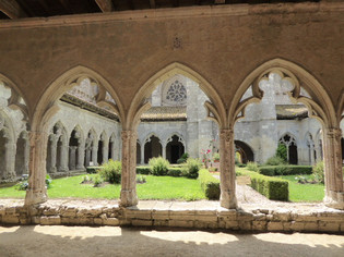Abbatiale de Simorre dans le Gers