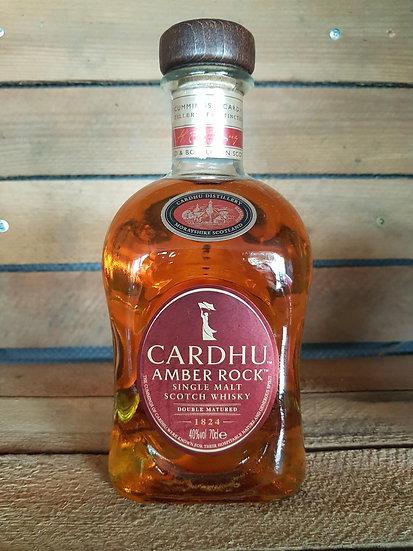 Cardhu Amber Rock 40°, Ecosse