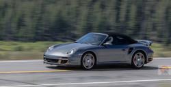 911 Turbo S Cabrio at 200 mph-1273-David Concannon