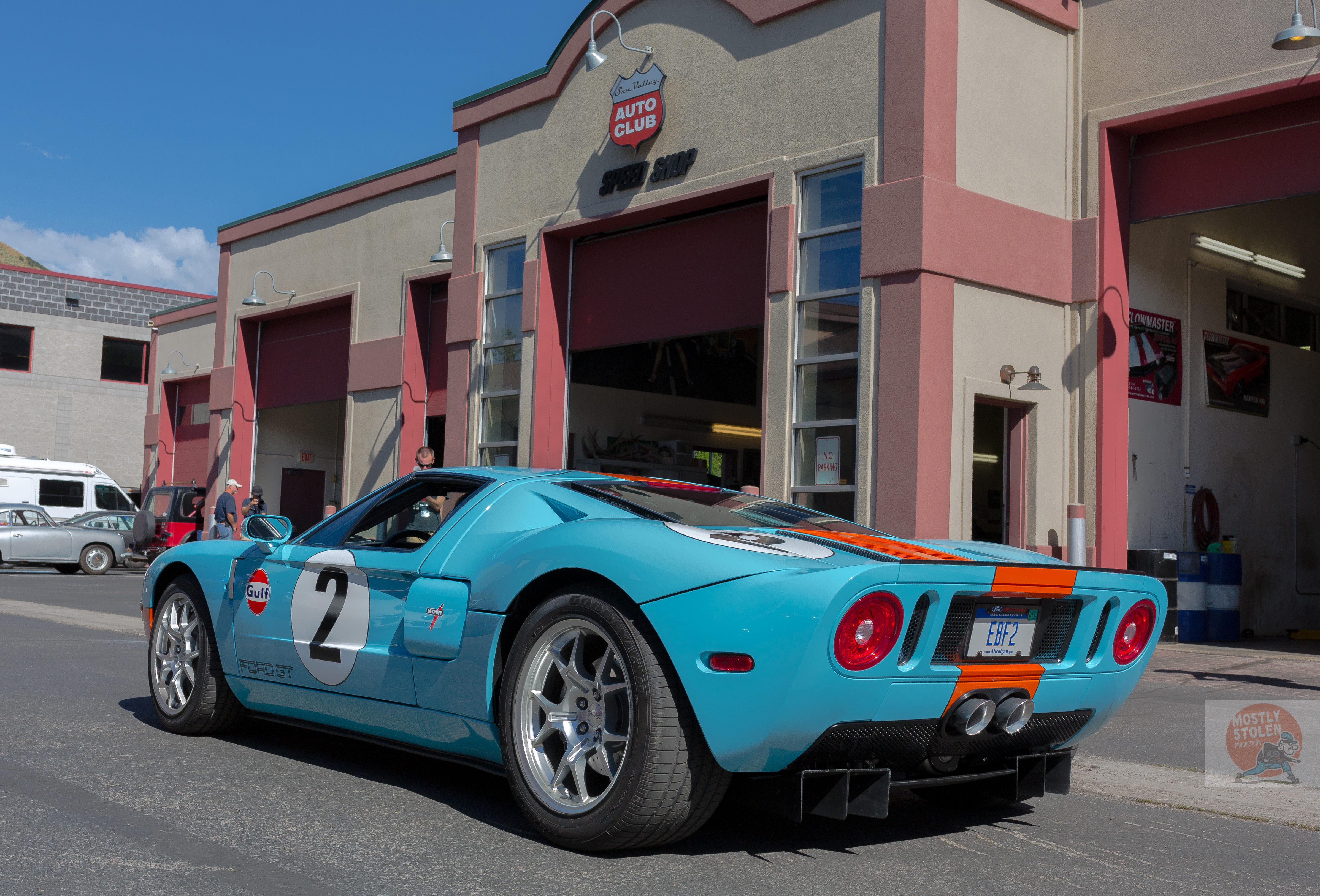 Ford GT at SVAC-9392