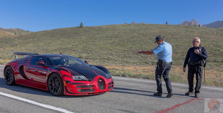 "Bugatti Veyron Grand Sport Vitesse ""Hellbug"" Copyright David Concannon"