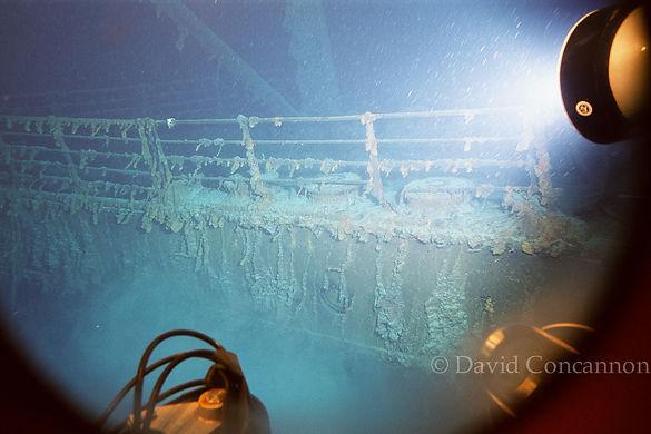 David Concannon Titanic