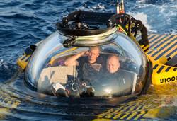 Dmitry Tomashov Triton submersible
