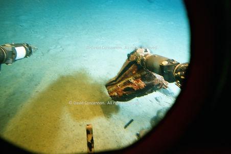 The Recovrey of Titanic passenger Edgar Samuel Andrew's bag