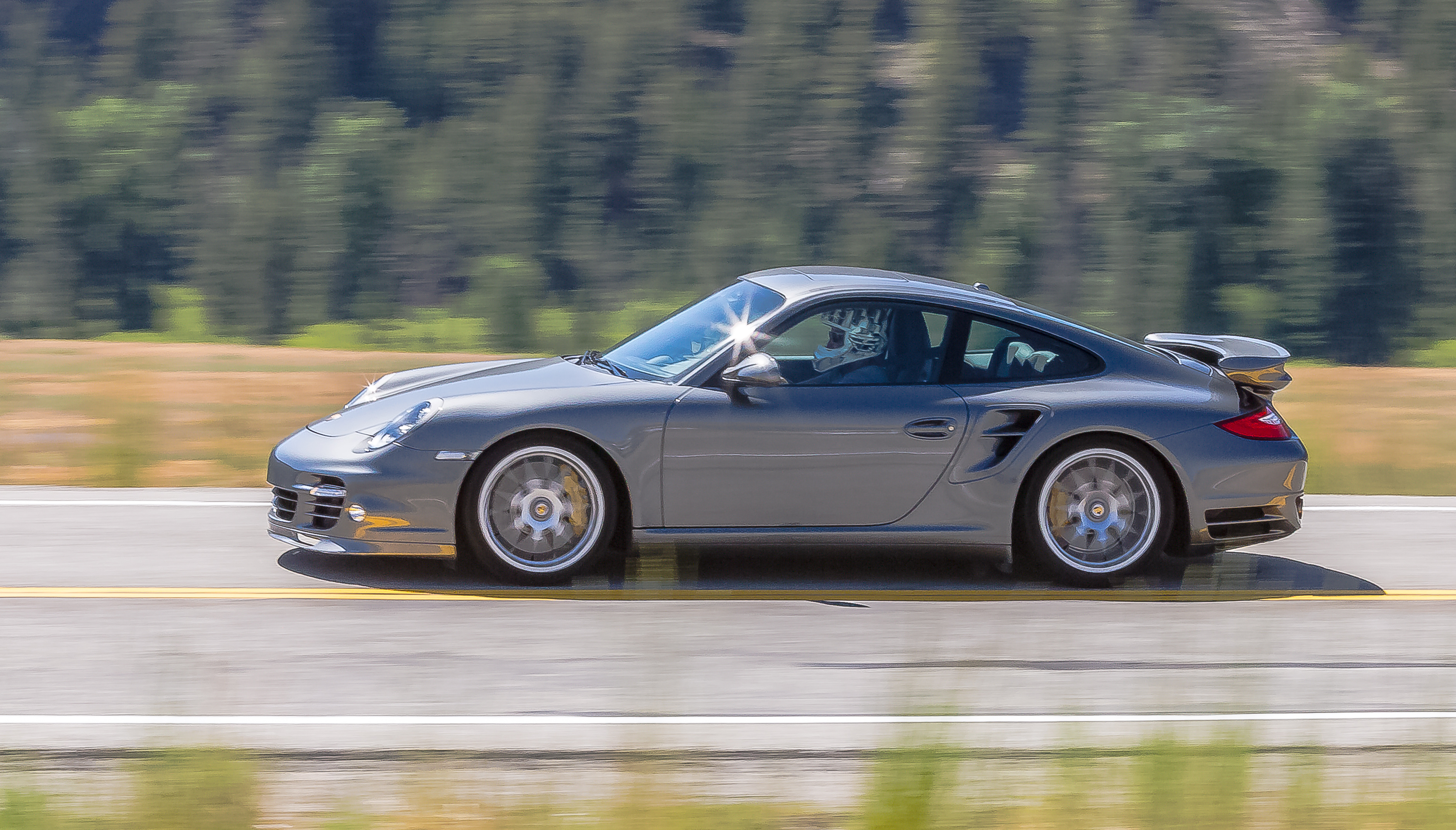 Porsche 911 Turbo S _ 200 mph-1291-David Concannon