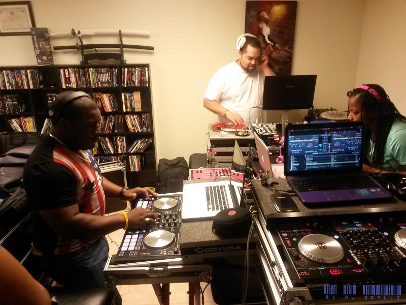 DJ P. Skyllz 24