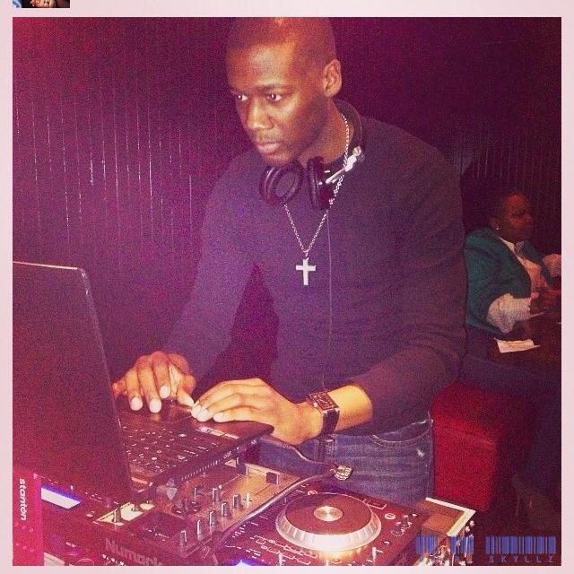 DJ P. Skyllz 15