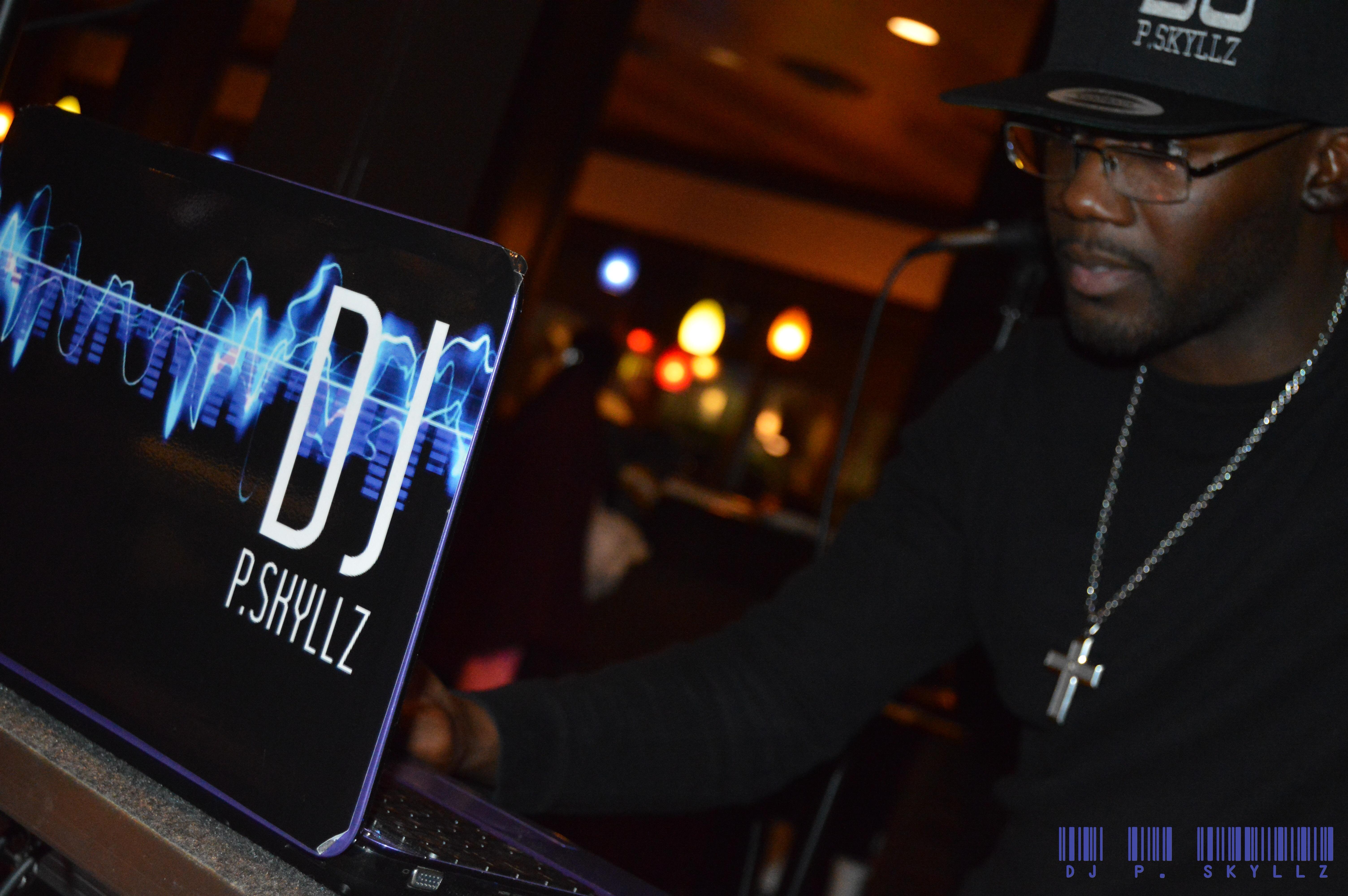DJ P. Skyllz 1