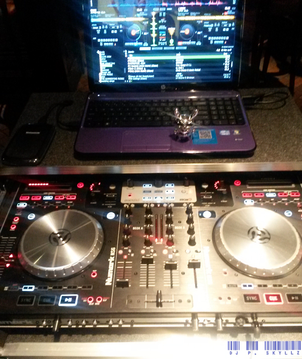 DJ P. Skyllz 23
