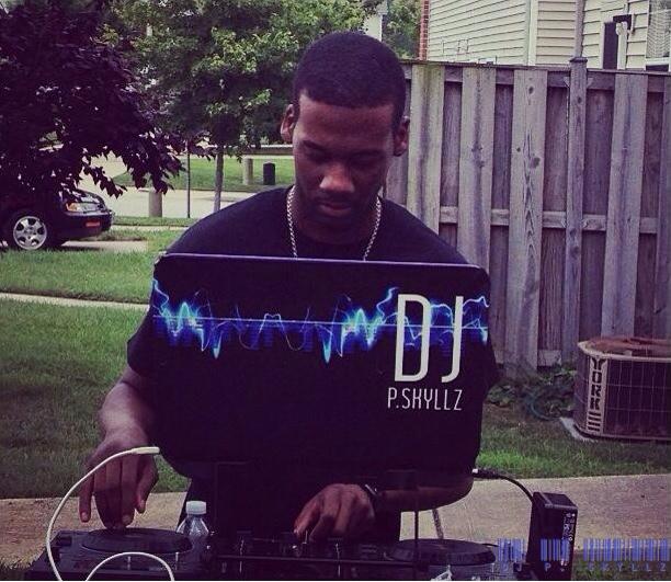 DJ P. Skyllz 12