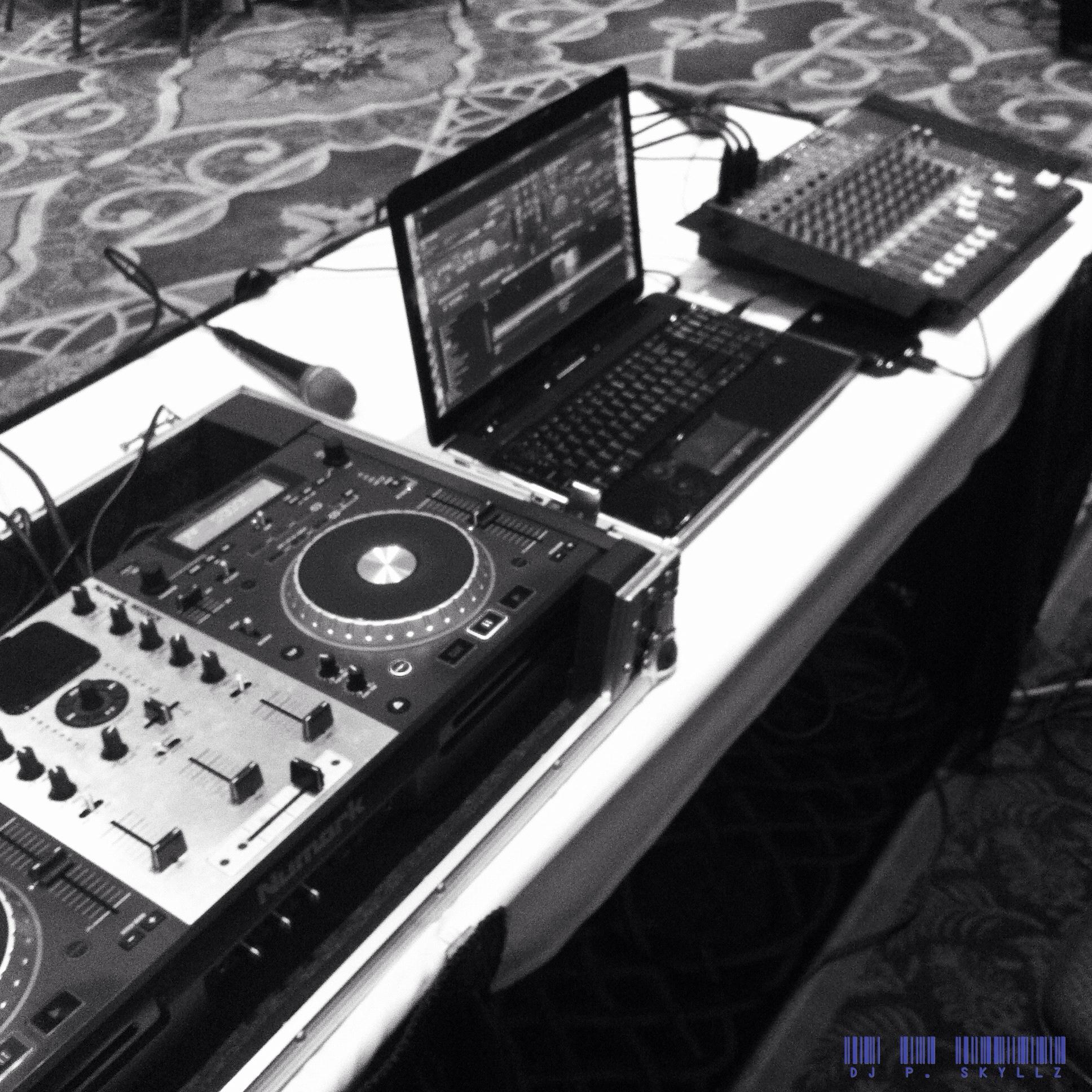 DJ P. Skyllz 8