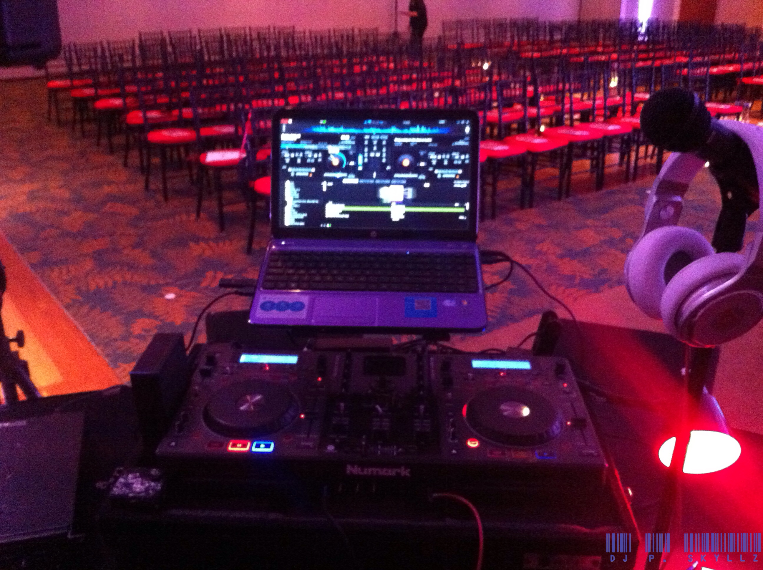 DJ P. Skyllz 6