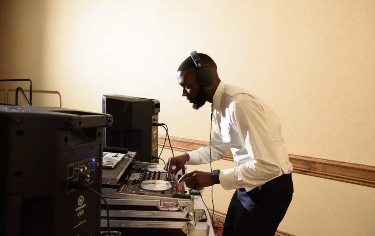 DJ P. Skyllz 45