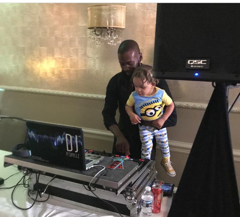 DJ P. Skyllz 222