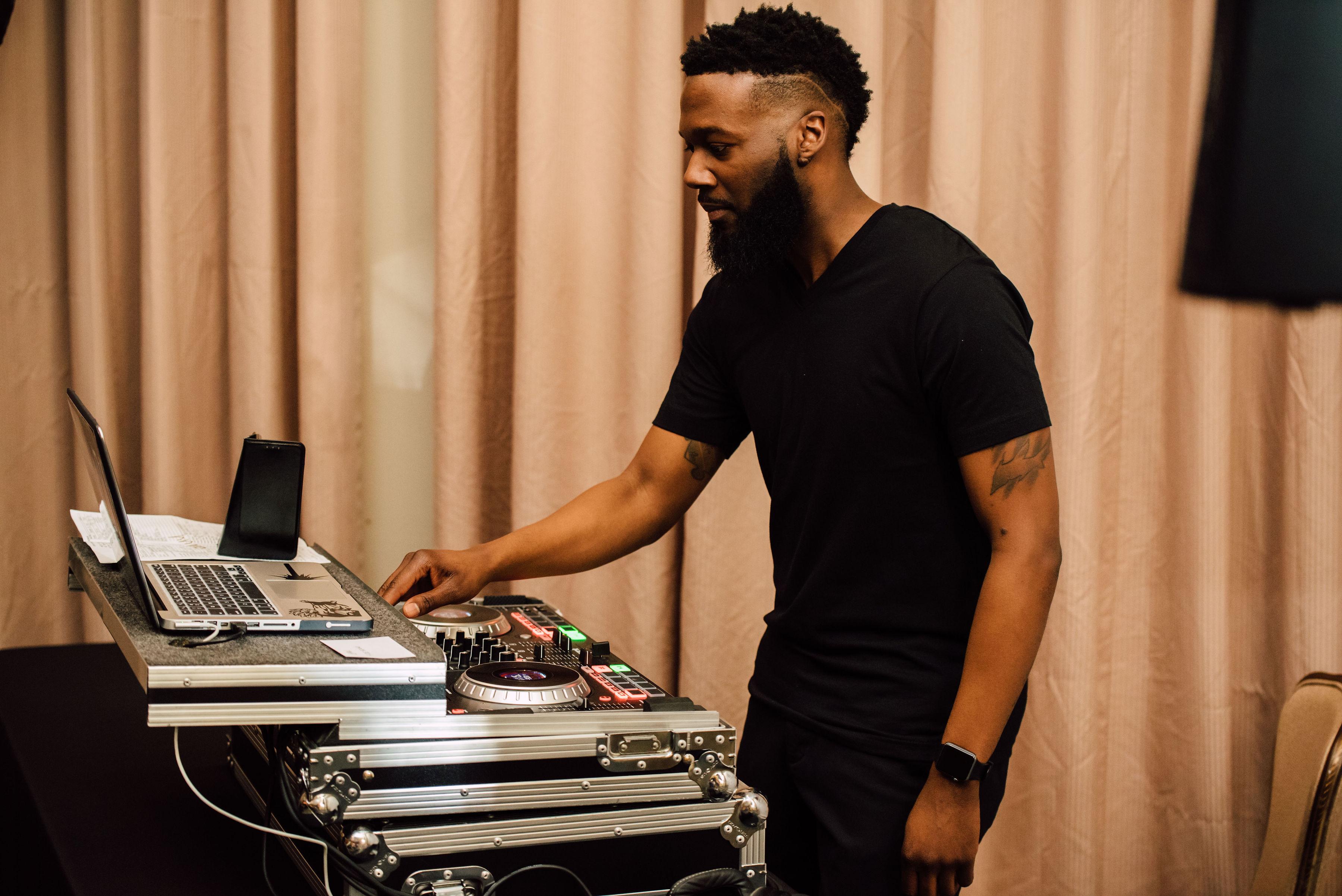 DJ P. Skyllz 818