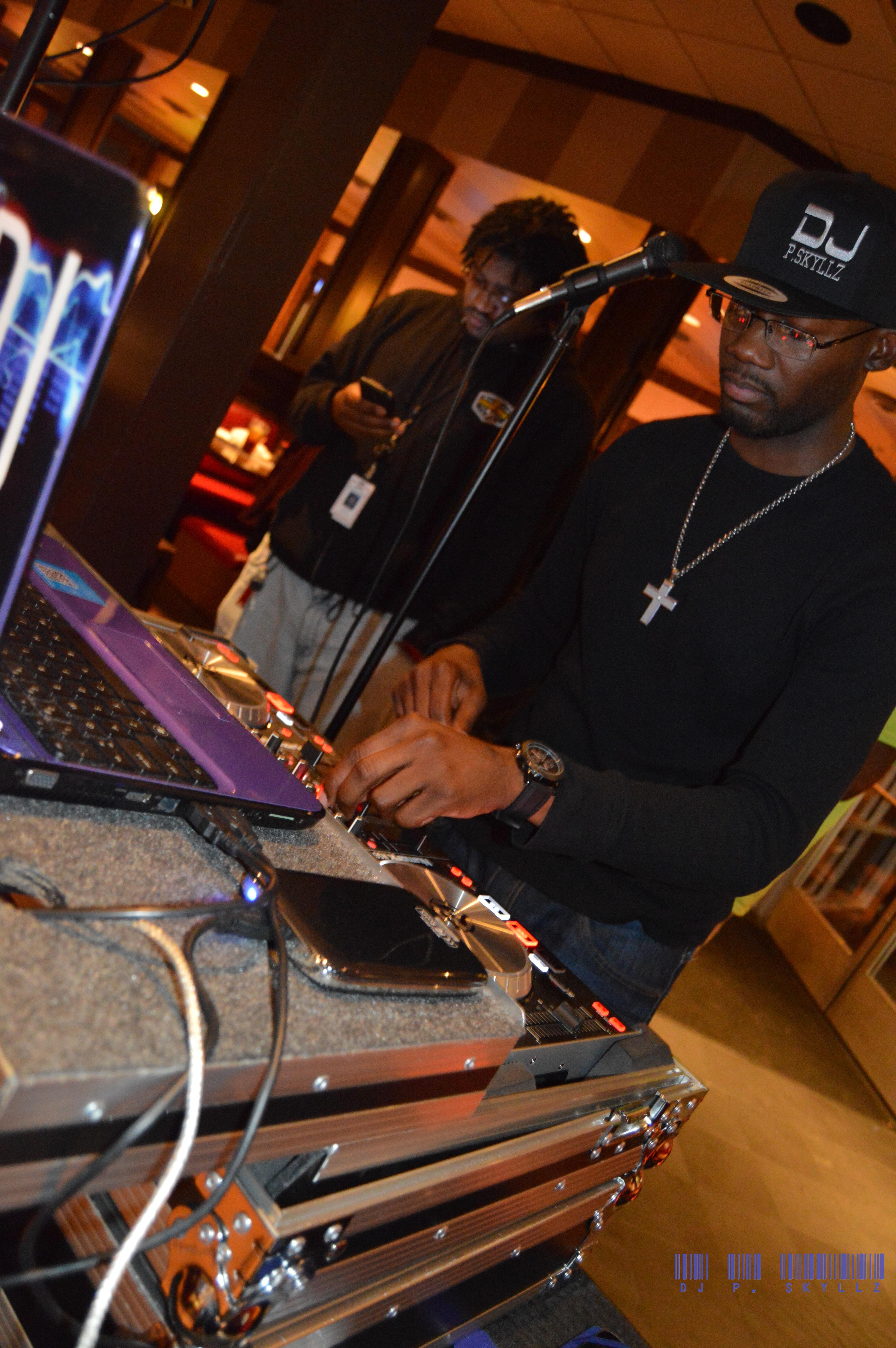 DJ P. Skyllz 30
