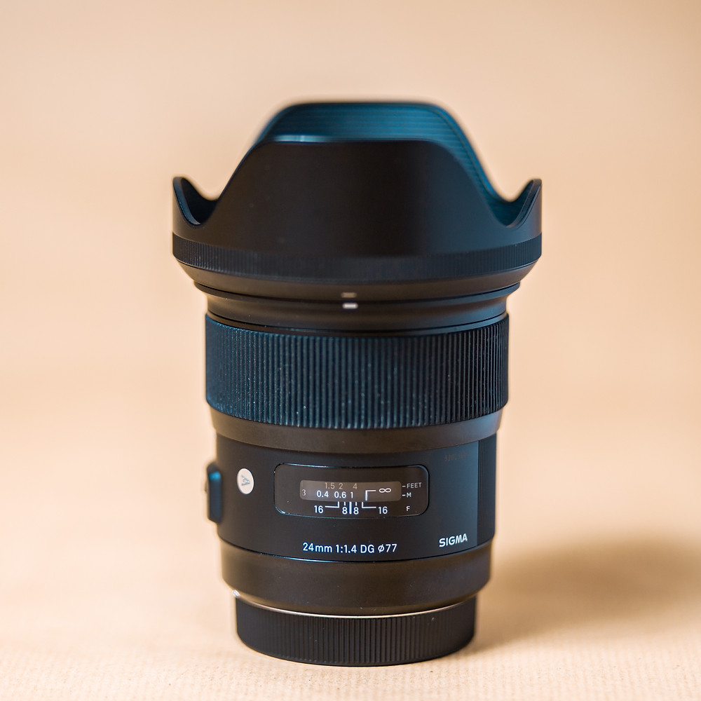 Sigma 24mm f/1,4 DG HSM Art