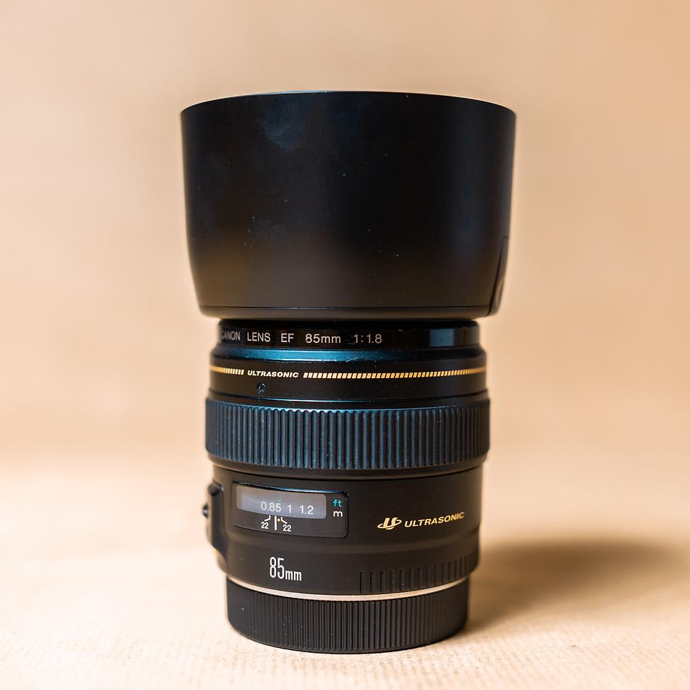 Canon EF 85mm f/1,8