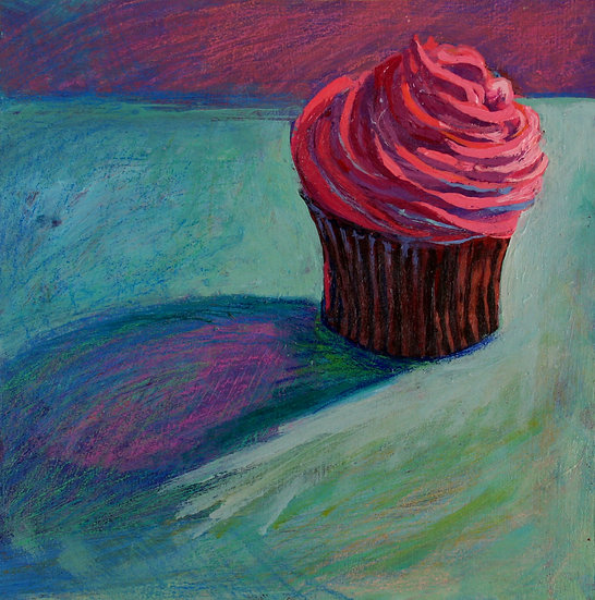 Pink Swirl Chocolate