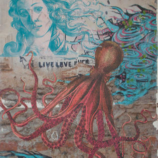 live love with octopus