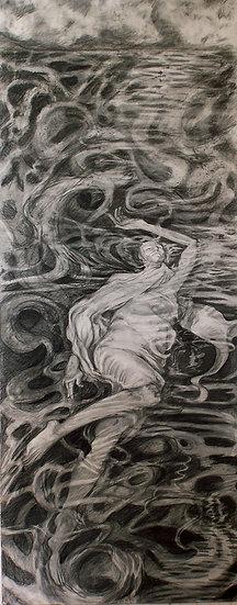 Aphrodite Drawing