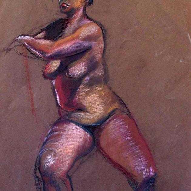 Figure Study Marvins Dancer