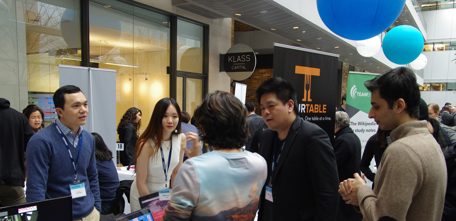 YourTable at UofT x MaRS