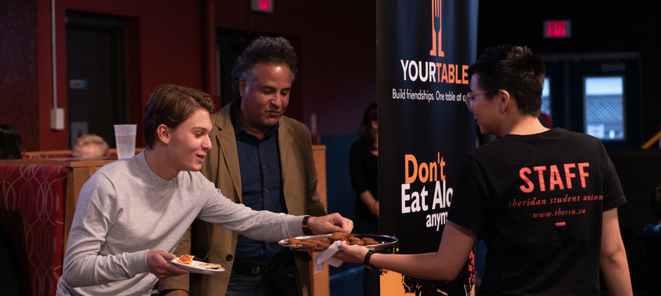 YourTable at Edge