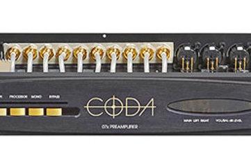 CODA 07x FET Preamplifier