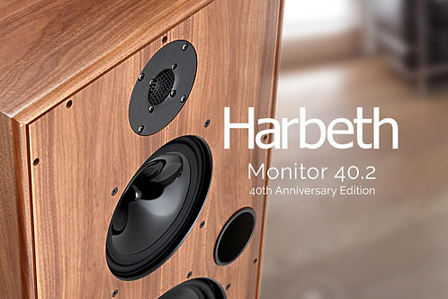 Harbeth M40.2 40th Anniversary