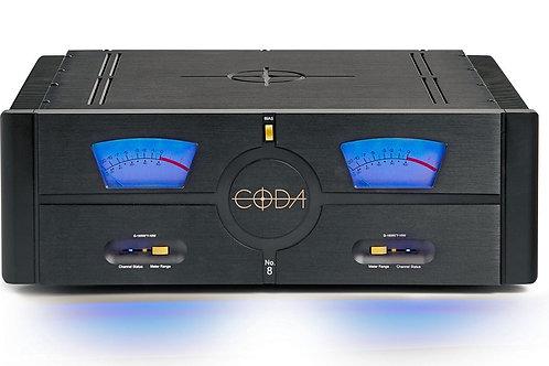 CODA Continuum No 8 Stereo Amplifier