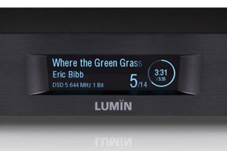 Lumin D2 Network Player
