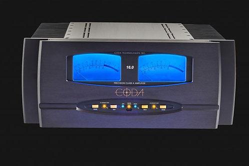 CODA 16.0 Stereo Amplifier