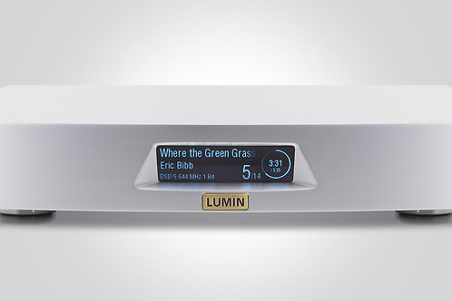 LUMIN S1 Reference Network Music Player