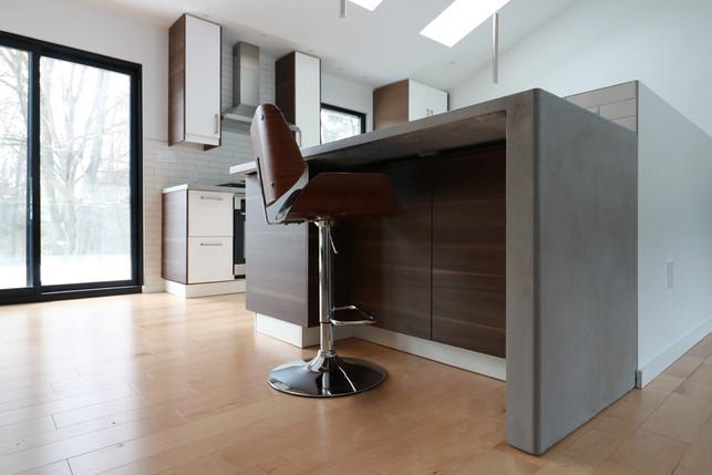Fonthill Mid century modern kitchen