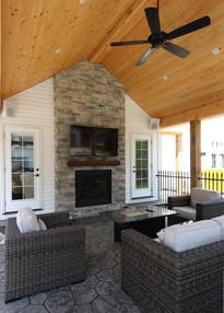 NOTL luxury backyard renovation