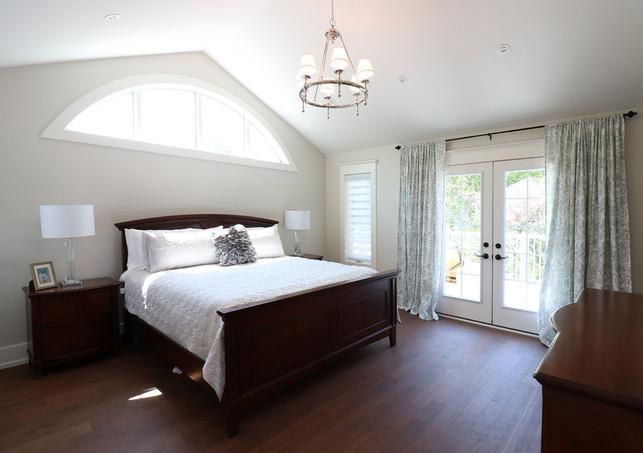 NOTL luxury bedroom renovation