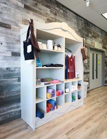 St. Catharines Yoga Studio interior design